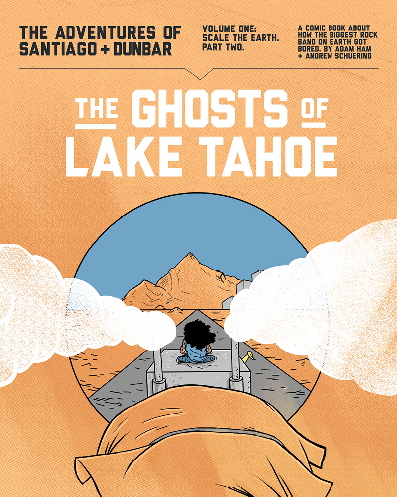 The Ghosts of Lake Tahoe 1