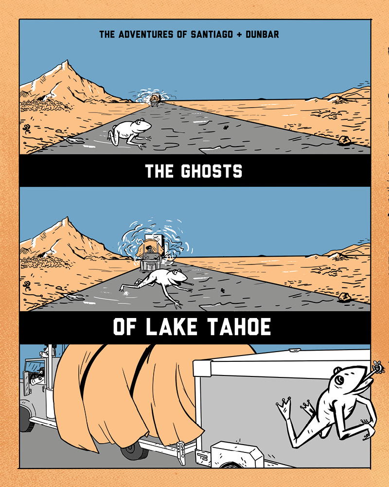 The Ghosts of Lake Tahoe 4